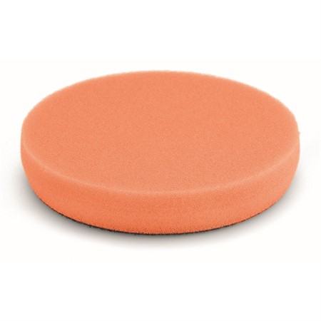 Polersvamp Orange 140mm