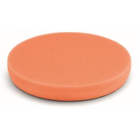 Polersvamp Orange 160mm